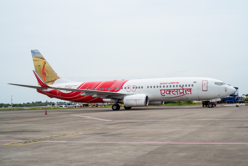 Kozhikode Airport is a hub for Air India Express.