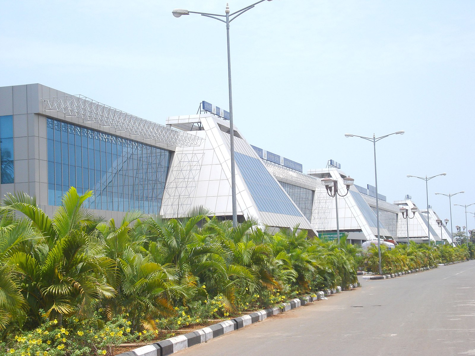 Kozhikode Calicut International Airport serves the cities of Malappuram and Kozhikode in India.